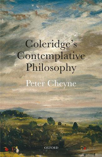 Coleridge's Contemplative Philosophy (Hardback)