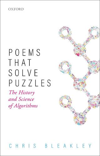 Poems That Solve Puzzles: The History and Science of Algorithms (Hardback)