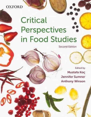 Critical Perspectives in Food Studies (Paperback)