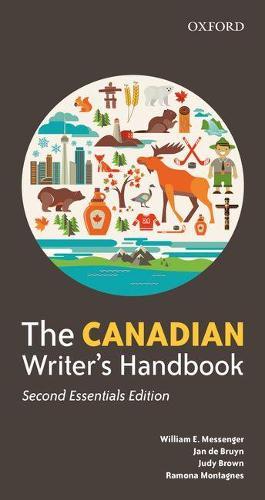 The Canadian Writer's Handbook: Second Essentials Edition (Spiral bound)