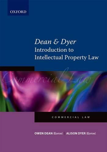 Dean & Dyer's Digest of Intellectual Property Law (Paperback)