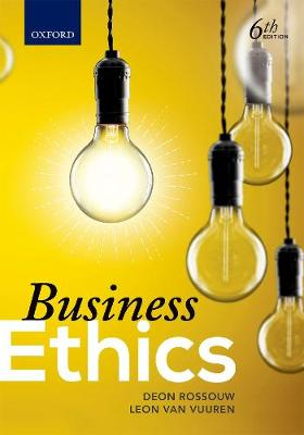 Business Ethics (Paperback)