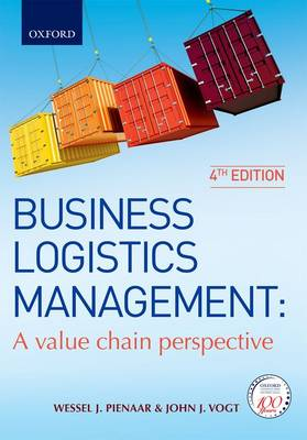 Business Logistics Management: A Value Chain Perspective (Paperback)