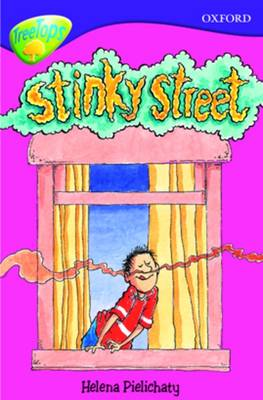 Oxford Reading Tree: Level 11b:Treetops: Stinky Street (Paperback)