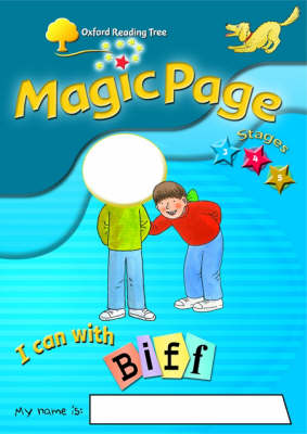 Oxford Reading Tree: Magicpage: Levels 3 - 5: Chip and Me: I Can Books Pack of 6 (Paperback)