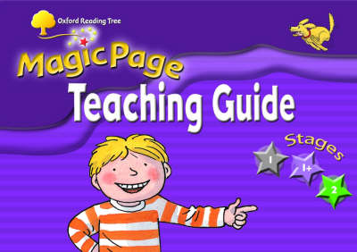 Oxford Reading Tree: Magicpage: Levels 1-2: Teaching Guide (Spiral bound)