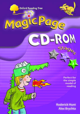 Oxford Reading Tree: MagicPage: Stages 1-2: Single CD-ROM (CD-ROM)