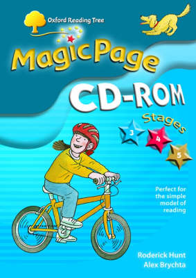 Oxford Reading Tree: MagicPage: Stages 3-5: Single CD-ROM (CD-Audio)