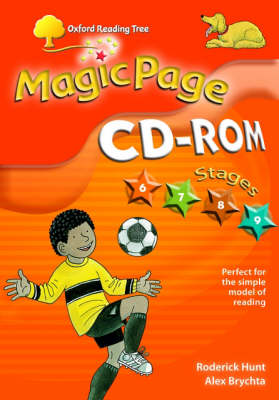 Oxford Reading Tree: MagicPage: Stages 6-9: Single CD-ROM (CD-Audio)
