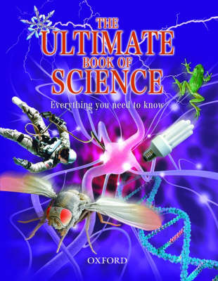 The Ultimate Book of Science: Everything you need to know (Hardback)