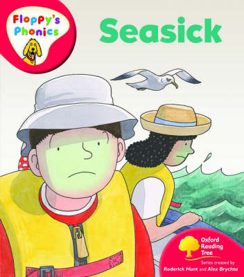 Oxford Reading Tree: Level 4: Floppy's Phonics: Pack of 6 books (1 of each title) - Oxford Reading Tree