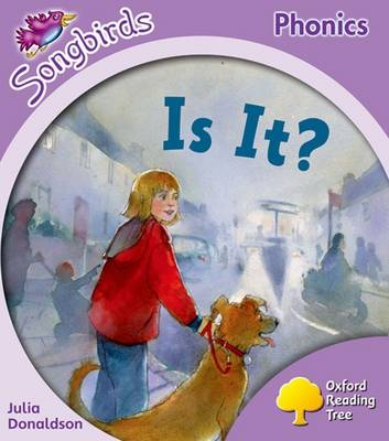Oxford Reading Tree: Level 1+: More Songbirds Phonics: is it? (Paperback)