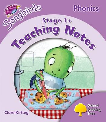 Oxford Reading Tree: Level 1+: More Songbirds Phonics: Teaching Notes (Paperback)