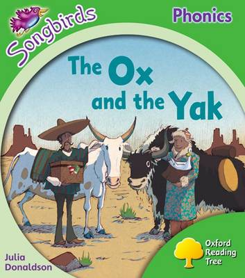 Oxford Reading Tree: Level 2: More Songbirds Phonics: The Ox and the Yak (Paperback)