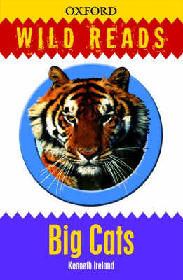 Wild Reads: Big Cats (Paperback)
