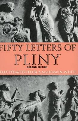 Fifty Letters of Pliny (Paperback)