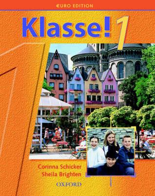 Klasse!1: Student's Book Part 1 (Paperback)