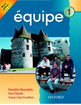 Equipe: Level 1: Student's Book 1: Euro Edition - Equipe (Paperback)