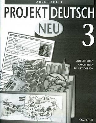 Projekt Deutsch: Neu 3: Workbook 3 - Projekt Deutsch (Paperback)