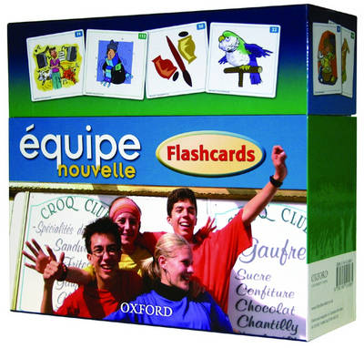 Equipe Nouvelle: Part 1: Flashcards