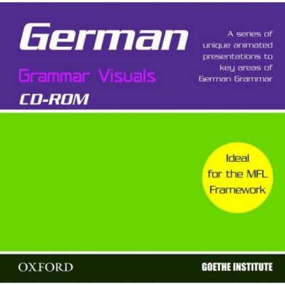 German Grammar Visuals (CD-ROM)