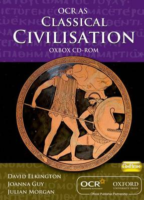 Classical Civilisation for OCR: AS OxBox CD-ROM (CD-ROM)