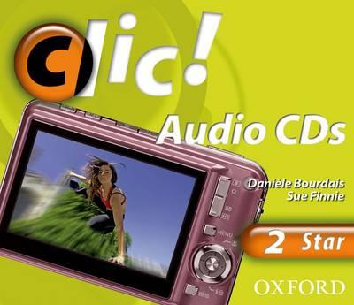 Clic!: 2: CDs Star (CD-Audio)