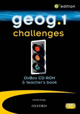 Geog.1 Challenges OxBox CD-ROM & Teacher's Book