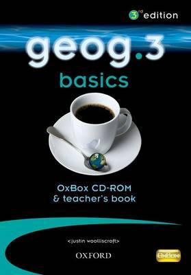 geog.3 basics OxBox CD-ROM & teacher's book