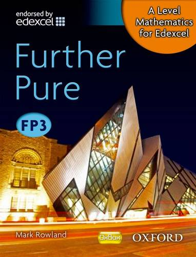 A Level Maths Edexcel Further Pure FP3 (Paperback)