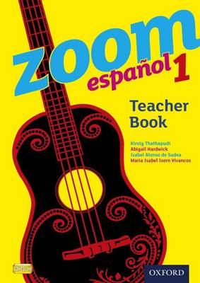 Zoom espanol 1 Teacher Book (Paperback)