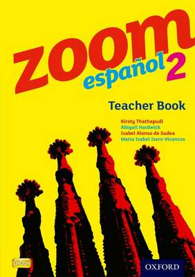 Zoom espanol 2 Teacher Book (Paperback)