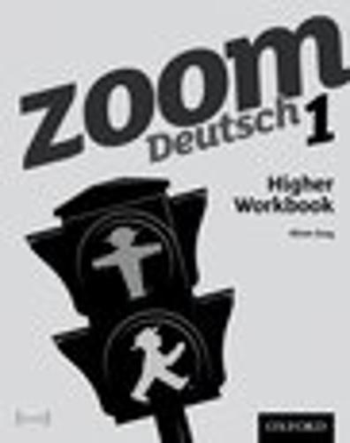 Zoom Deutsch 1 Higher Workbook (8 Pack) (Paperback)