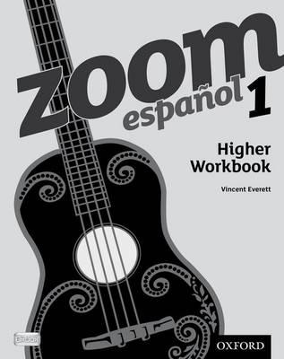 Zoom espanol 1 Higher Workbook (8 Pack) (Paperback)