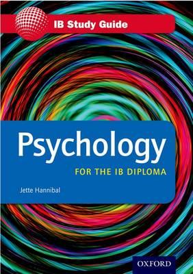 IB Study Guide: Psychology (Paperback)