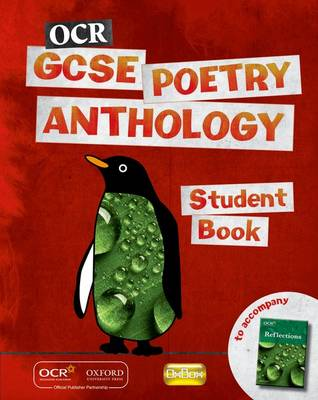 OCR GCSE Poetry Anthology Student Book (Paperback)