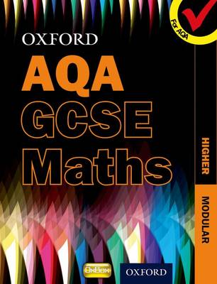 Oxford GCSE Maths for AQA: Higher Student Book (Paperback)