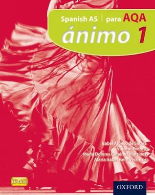 Animo: 1: Para AQA Student Book - Animo (Paperback)