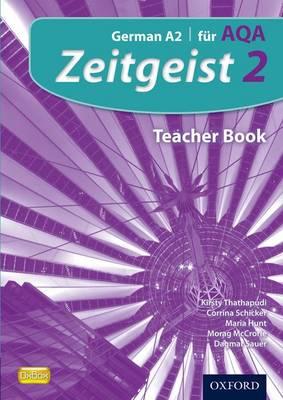 Zeitgeist: 2: Fur AQA Teacher Book - Zeitgeist (Paperback)