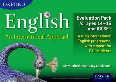 Oxford English: An International Approach Evaluation Pack Ages 14-16