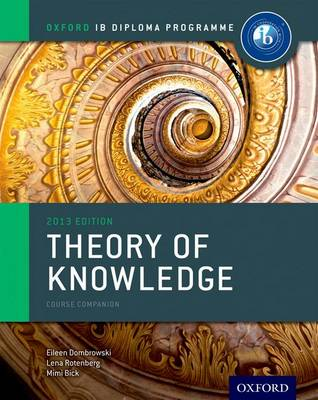 IB Theory of Knowledge Course Book: Oxford IB Diploma Programme (Paperback)