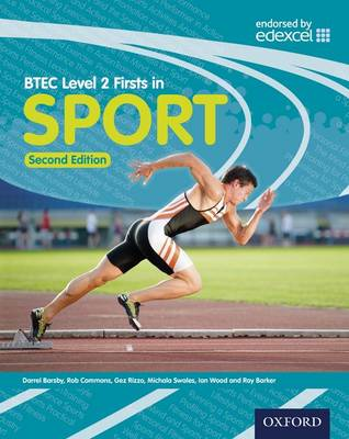 BTEC Level 2 Firsts in Sport Student Book (Paperback)