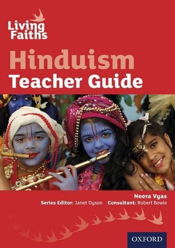 Living Faiths Hinduism Teacher Guide (Paperback)