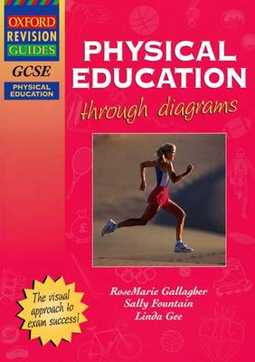 GCSE Physical Education through diagrams - Oxford Revision Guides (Paperback)
