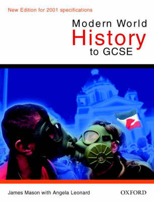 Modern World History to GCSE - Oxford History for GCSE (Paperback)