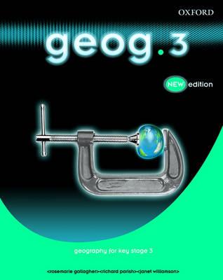 Geog.123: Geog.3: Students' Book (Paperback)
