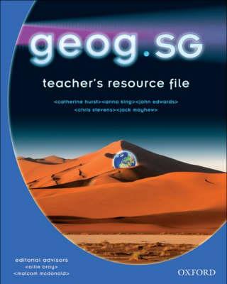 Geog.Scotland: Standard Grade: Teacher's Resource File and CD-ROM
