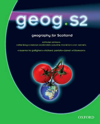 Geog.scot: 2: Students' Book: Geography for Scotland (Paperback)