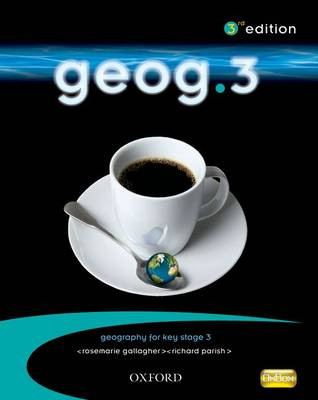 geog.3: students' book - geog.3 (Paperback)