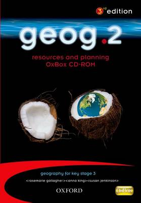 geog.2: resources & planning OxBox CD-ROM - geog.2 (CD-ROM)